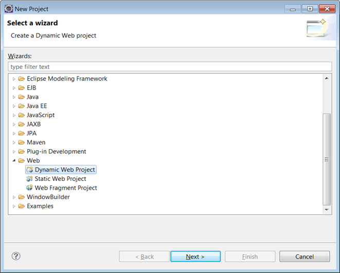 Setting up to work with Universal API